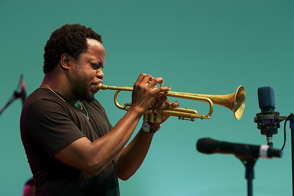 Ambrose Akinmusire Quintet (Excerpt 2) Live at 2012 Litchfield Jazz Festival