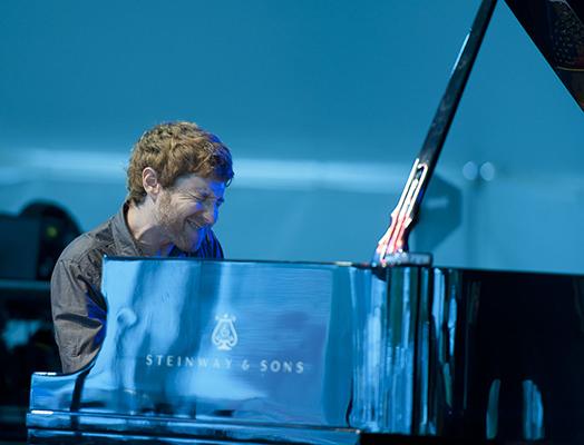 Benny Green Trio Live at the 2012 Litchfield Jazz Fest (excerpt 3)