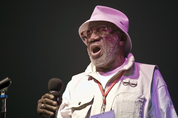 "Bill Henderson ""Old Black Magic"" Litchfield Jazz Festival"