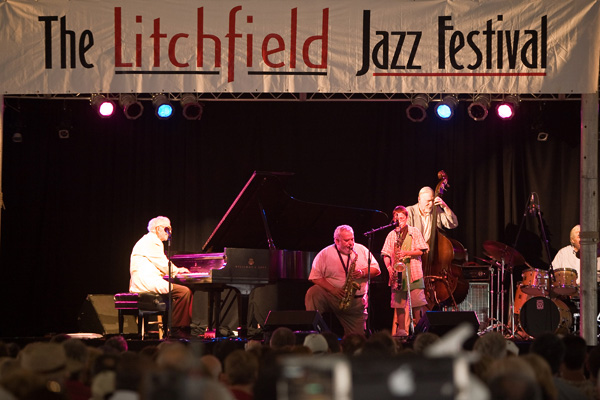 Dave Brubeck Quartet Live at Litchfield Jazz Festival 2008