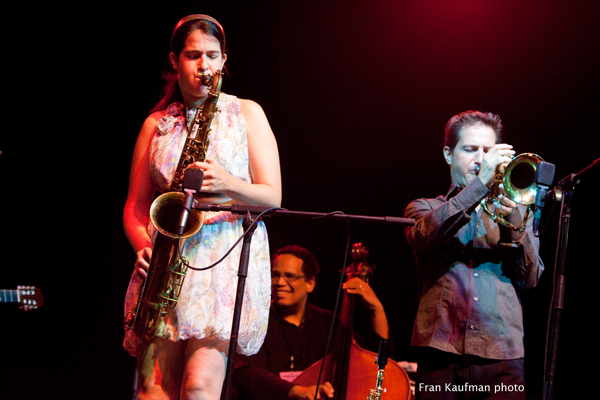 Gabriel Alegria Afro-Peruvian Sextet Live at the 2010 Litchfield Jazz Festival