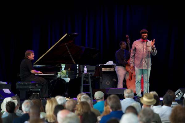 "Gregory Porter ""Real Good Hands"" – 2013 Litchfield Jazz Festival"