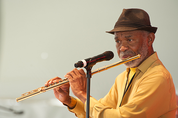 Hubert Laws (Excerpt 2) Live at the 2012 Litchfield Jazz Festival