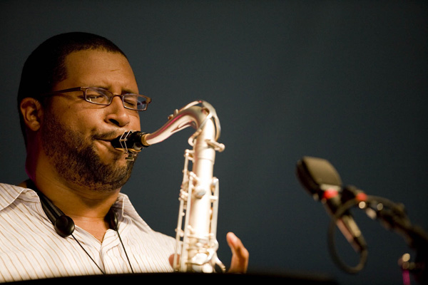 Jimmy Greene Quartet – 2014 Litchfield Jazz Festival
