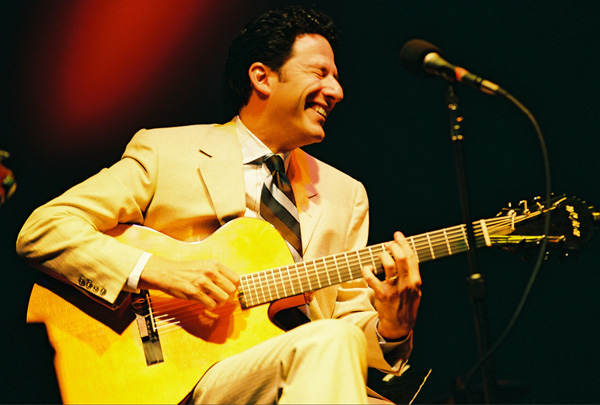 John Pizzarelli, Dear Mr. Sinatra with Orchestra Live at the Litchfield Jazz Festival 2008