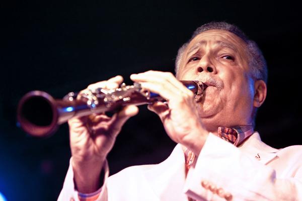 Paquito D'Rivera Ensemble Live at Litchfield Jazz Festival 2008