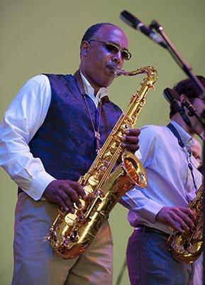 Don Braden Quartet at the Litchfield Jazz Festival – Day Play
