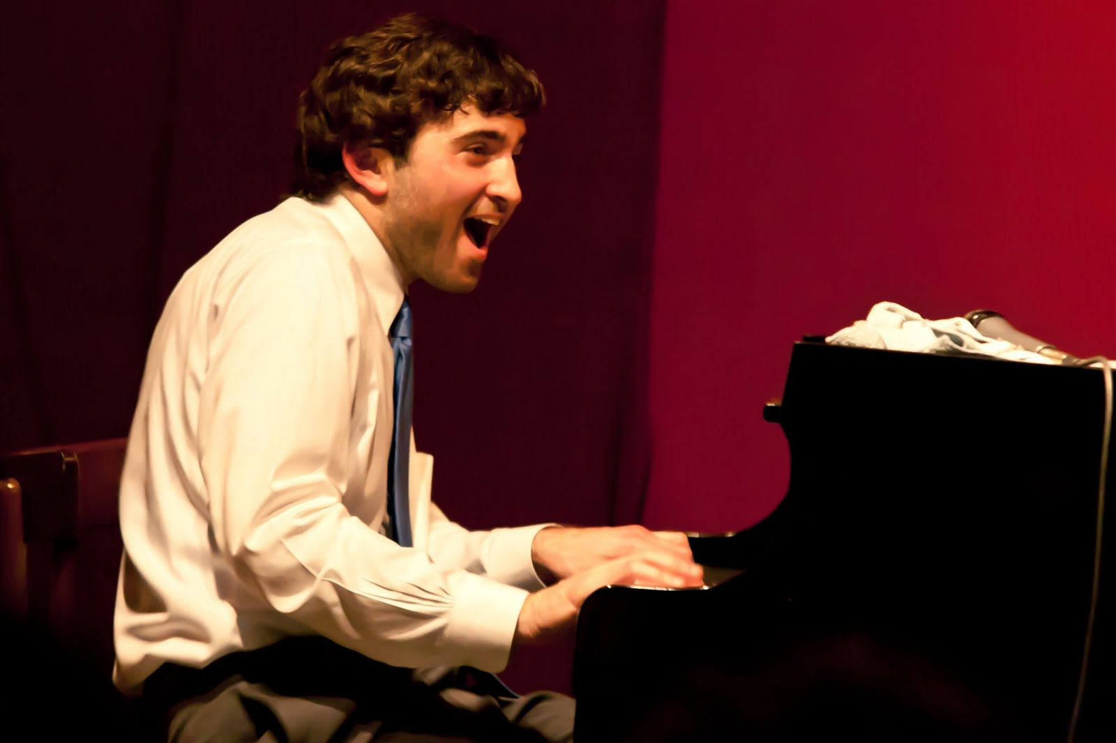 """You Are My Sunshine"" Joe Alterman Trio w/ Matt Wilson"